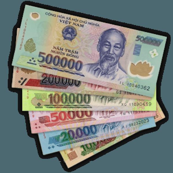 Деньги, обмен валюты и чаевые во Вьетнаме