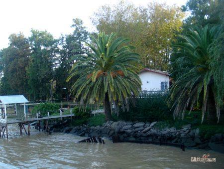 Достопримечательности Тигре, пригорода Буэнос-Айреса