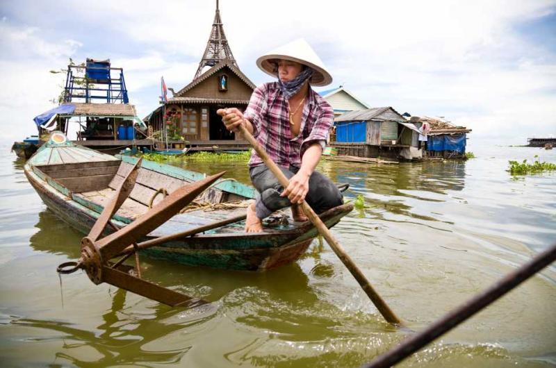 10 вещей, которые каждый должен сделать в Камбодже