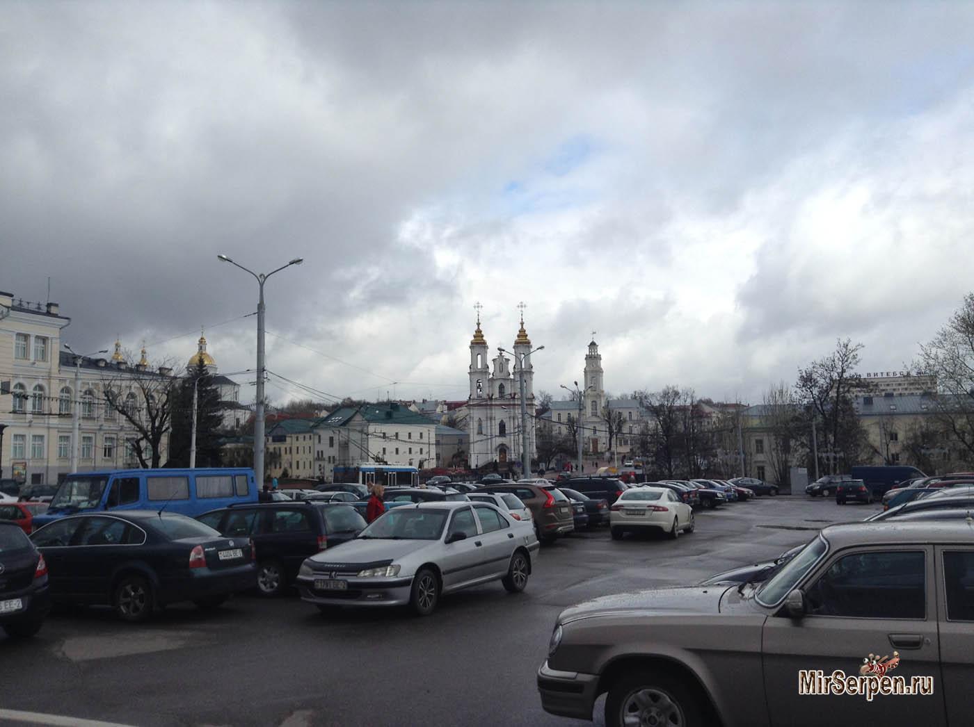 Климат и погода в Витебске