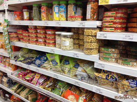 Особенности покупки еды в азиатских магазинах