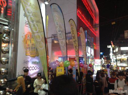 Ходим в ночные клубы Сеула с паспортом
