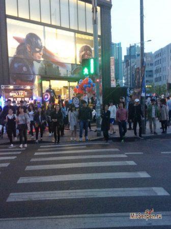 Сложная Южная Корея: помощь уже рядом