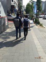 С рюкзачком по Сеулу