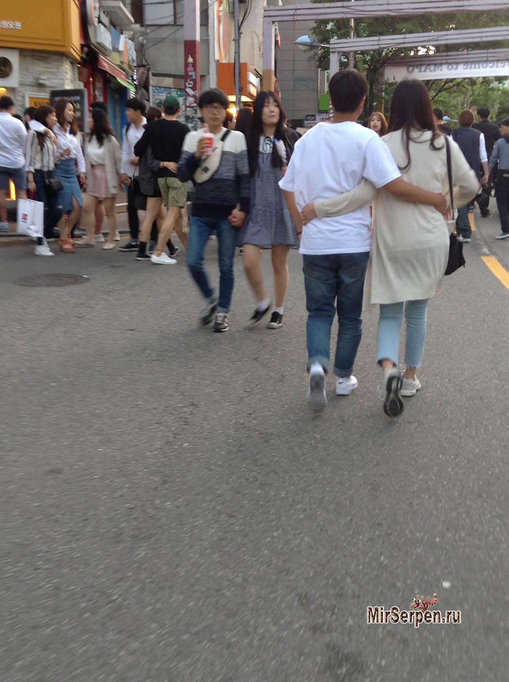 Материальные аспекты знакомства с кореянками