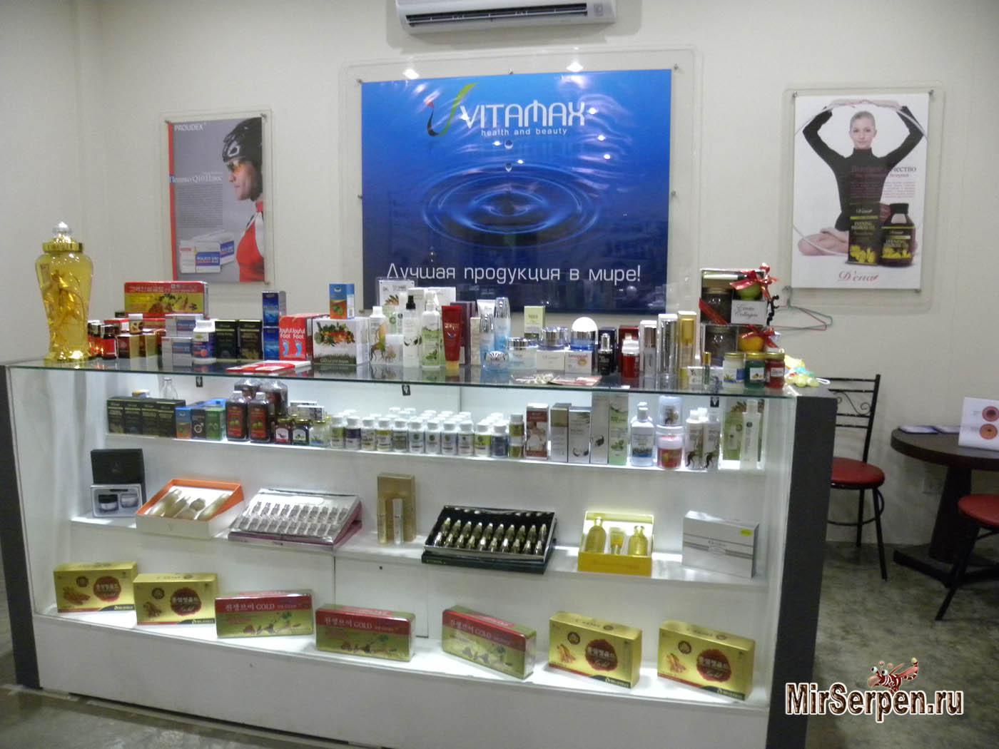 Магазины для русских туристов в Таиланде