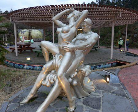 «Земля любви»: южнокорейский парк с эротическими скульптурами