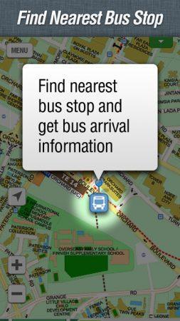 Streetdirectory - offline карты Сингапура