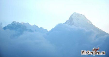 Жизнь и смерть возле Эвереста