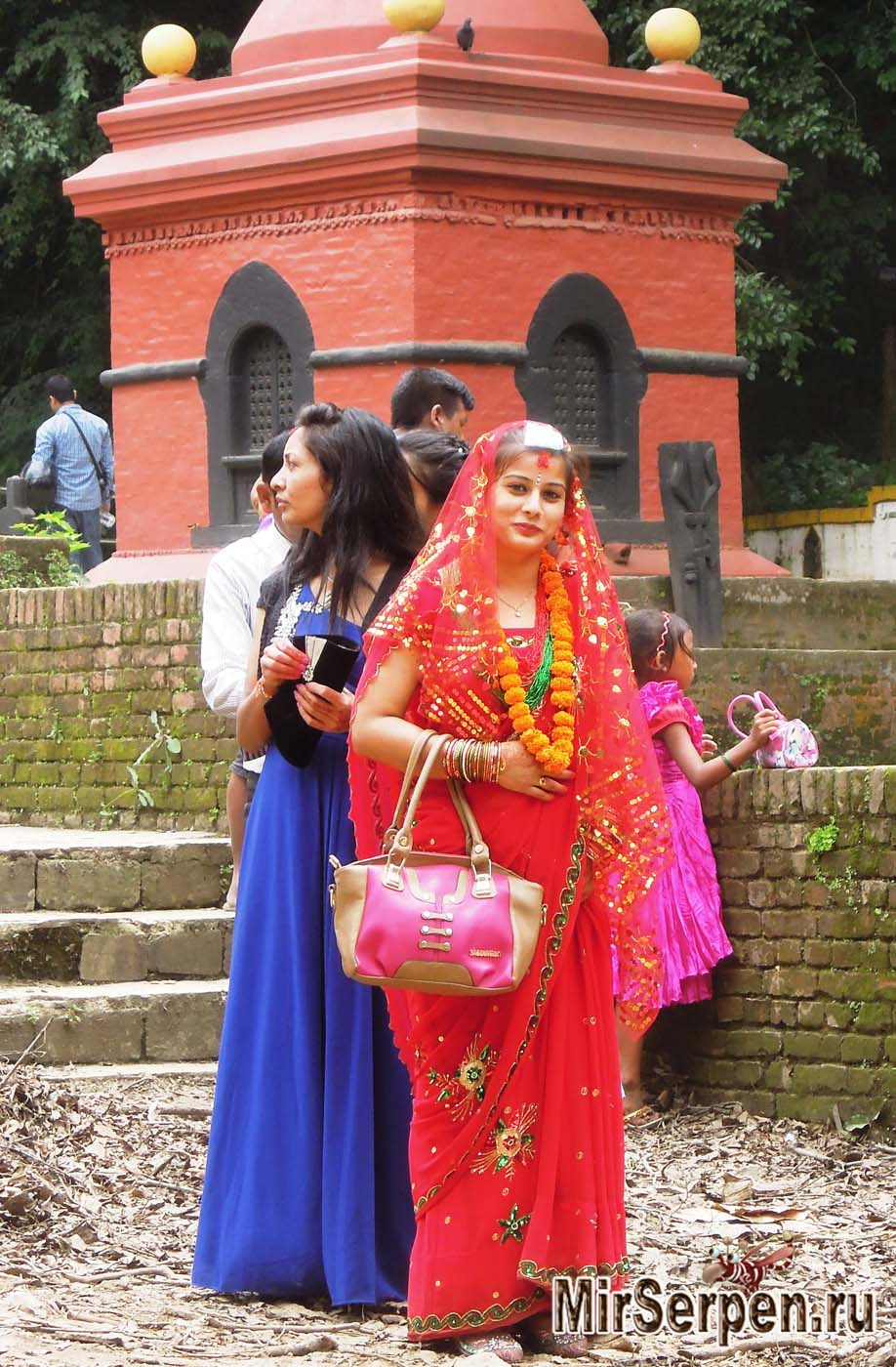 О столице Непала Катманду