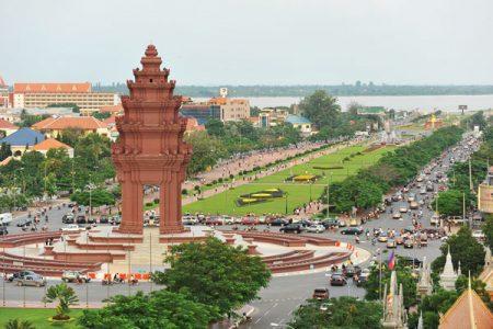 Климат и погода в Пномпене, Камбоджа