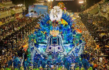 Фестивали, концерты и выставки в Бразилии