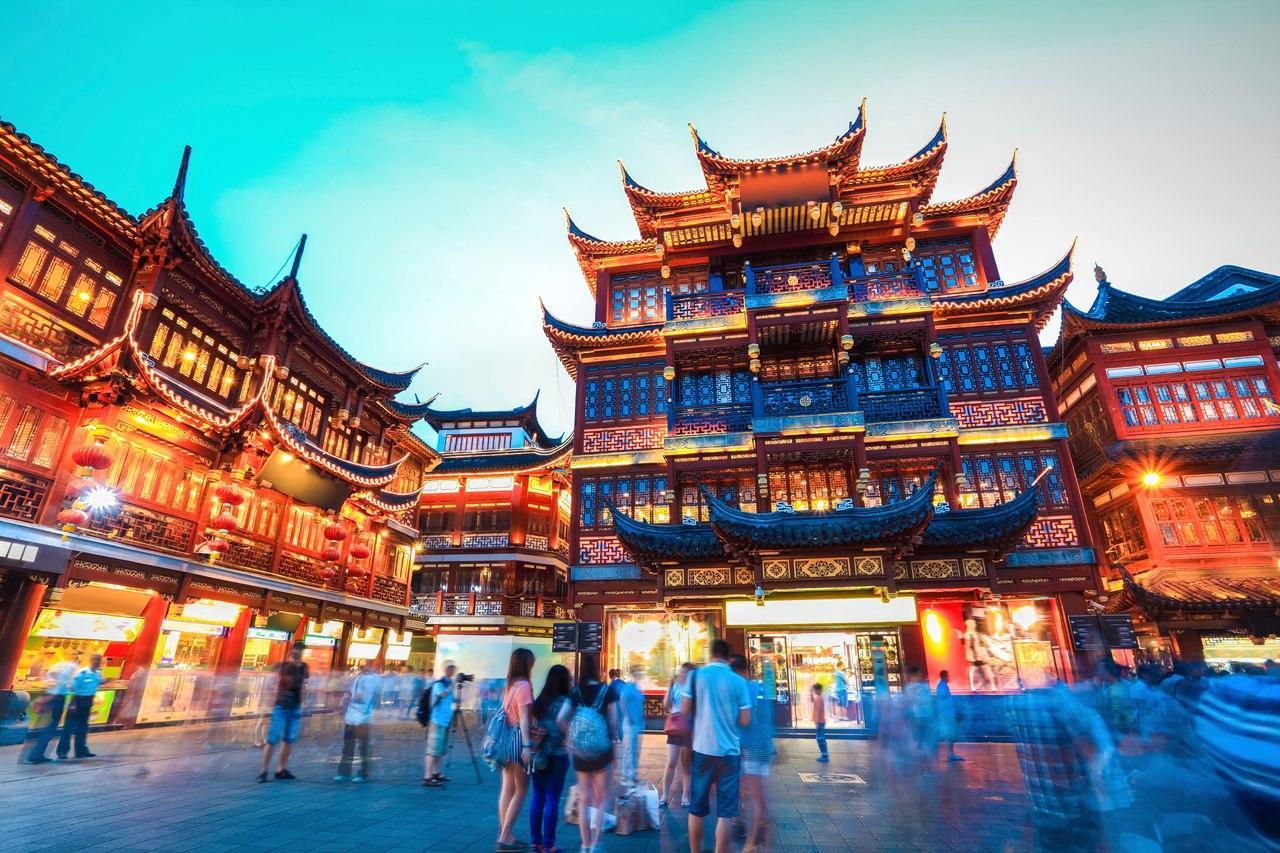 Чем заняться в Шанхае?