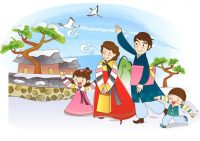 Накануне праздника Соллаль