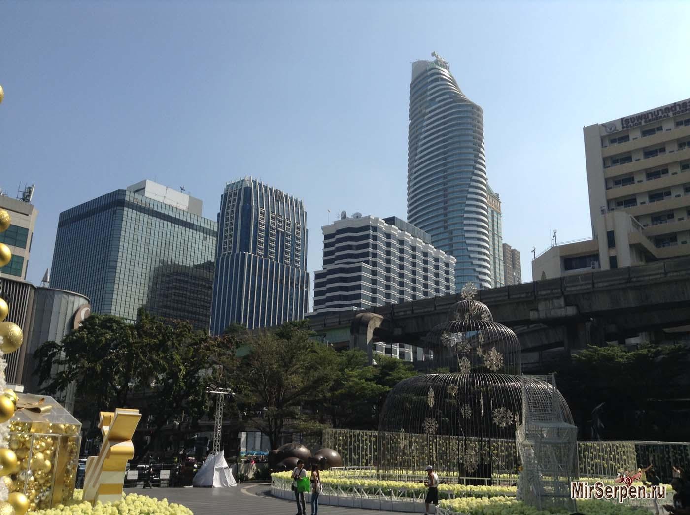 Бангкок за два дня