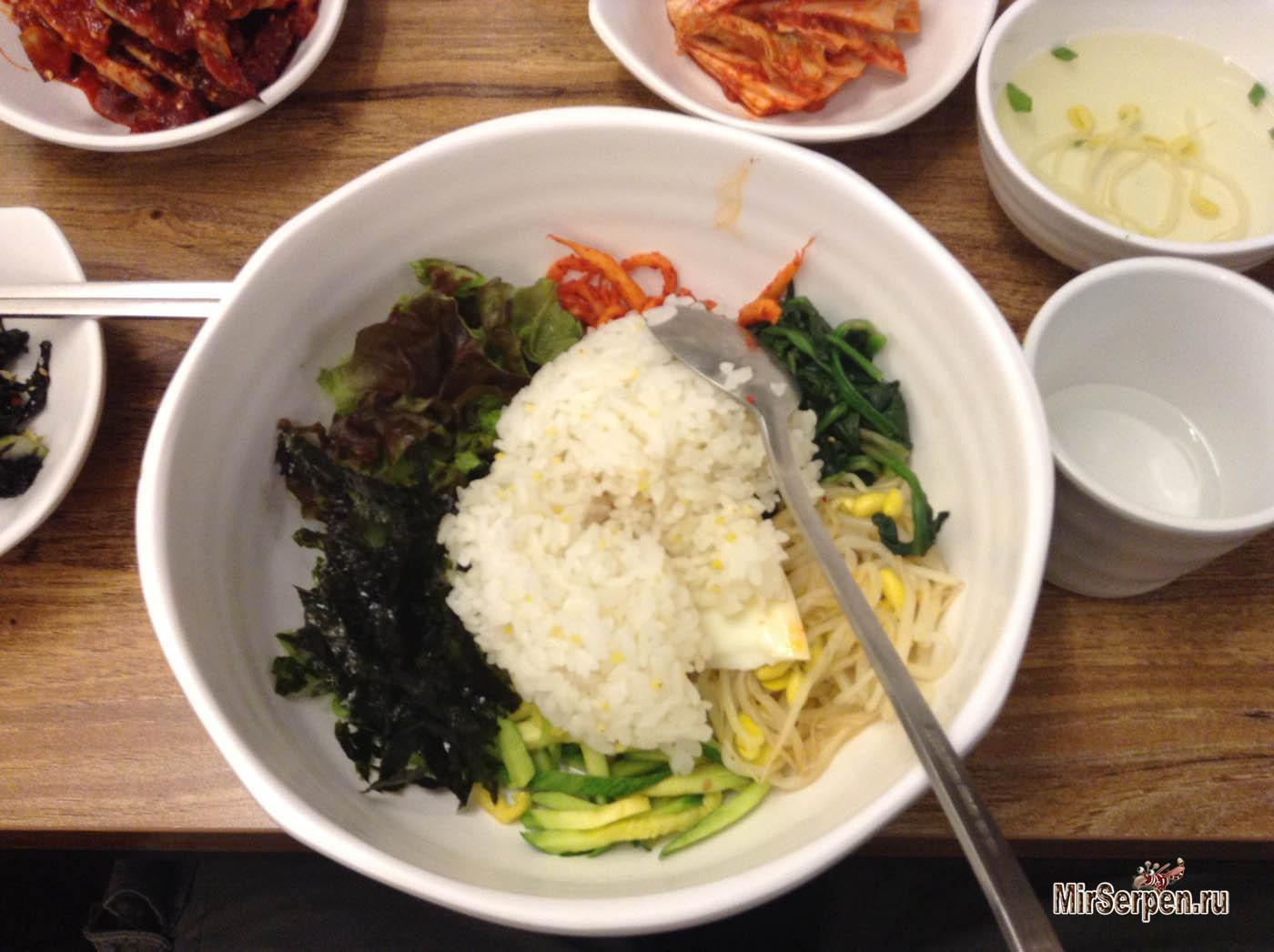 Корейская популярная музыка и рис