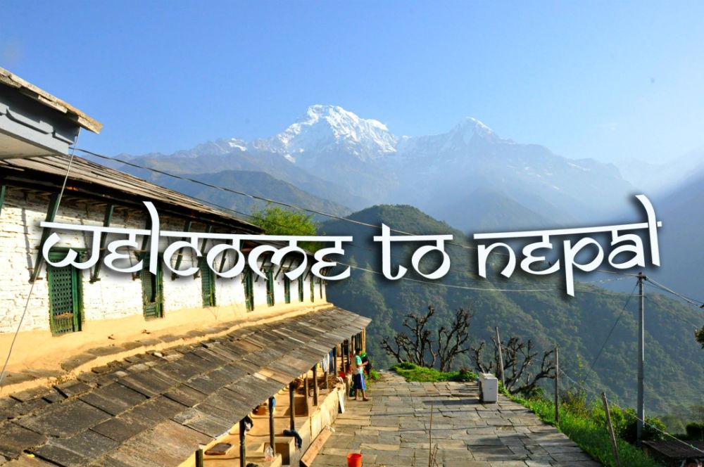 Виза в Непал: оформление на границе. Инструкция