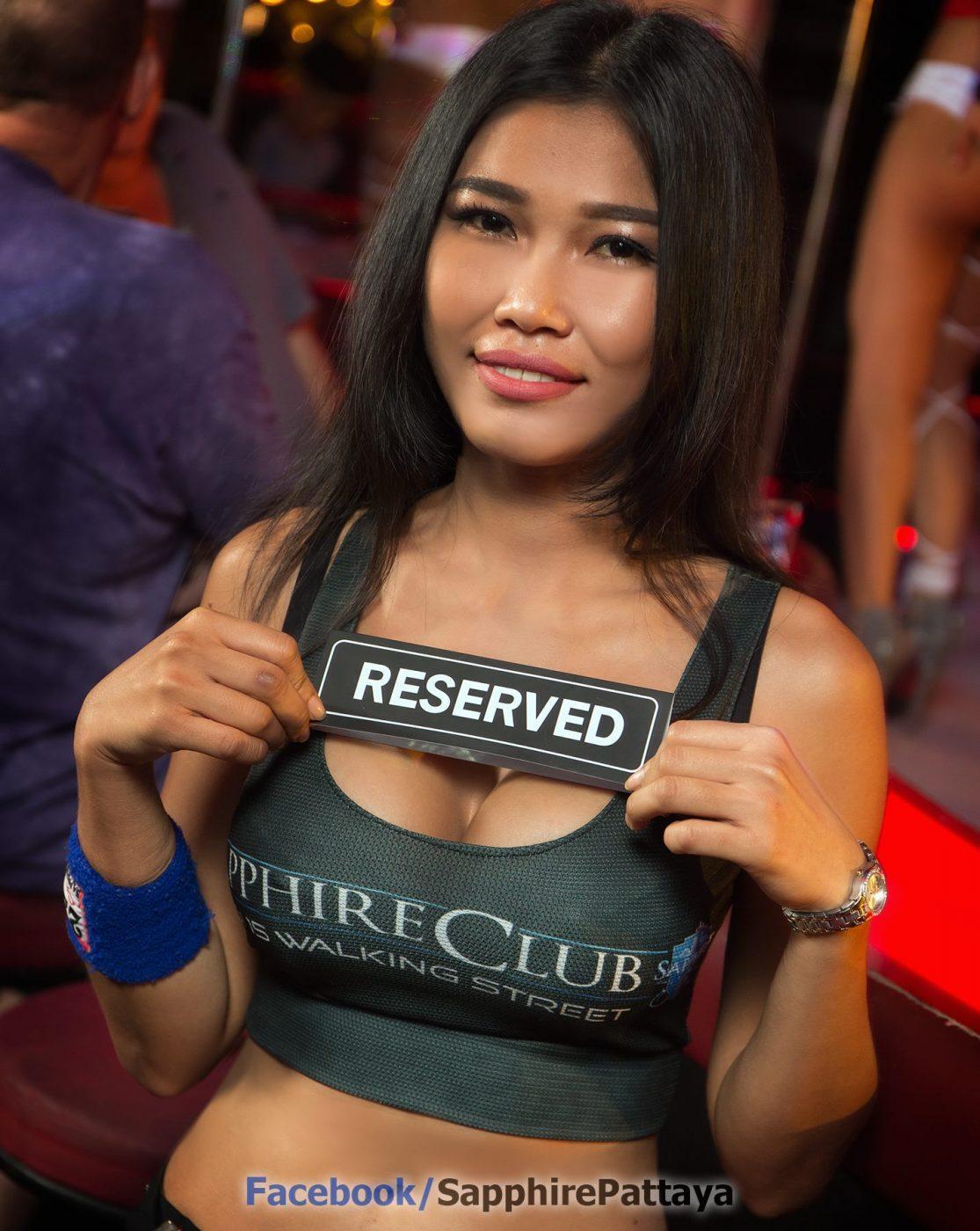 Зачем танцовщицам gogo баров номерки на руках?