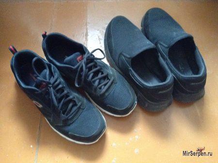 Мнение об обуви Skechers