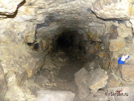 Девятовские каменоломни, Подольский район, Московская область