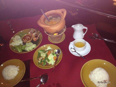 Перспективы продвижения тайской кухни