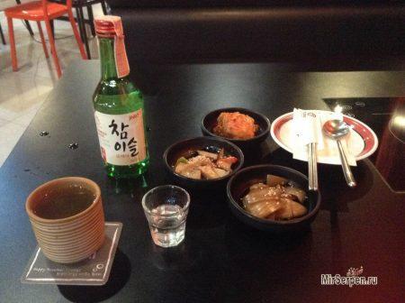 Корейские палочки для еды чоккарак