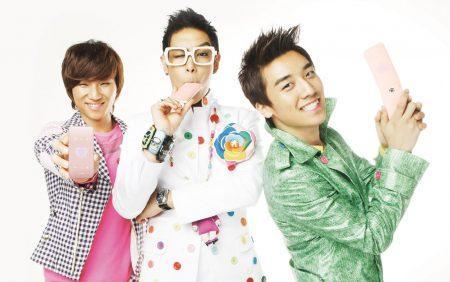 Косметика и одежда корейских мужчин