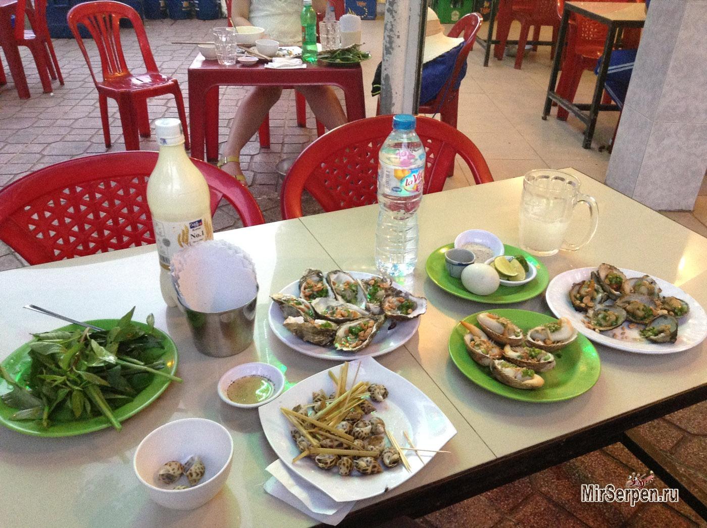 Разнообразие вьетнамской кухни