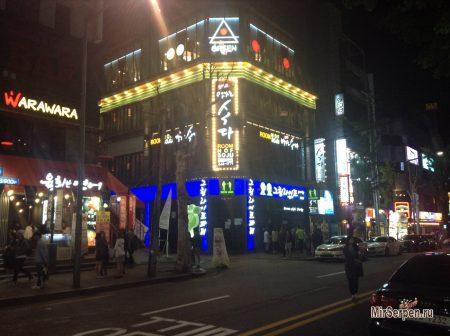Насколько безопасны подвыпившие корейцы?