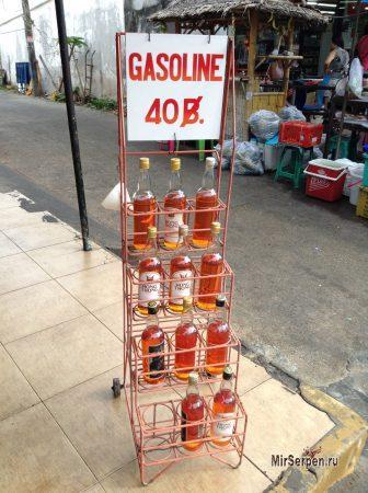 Тайские заправки для мотобайков