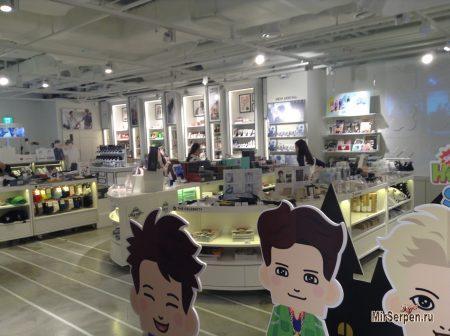 Деньги, корейские обычаи и российские гипермаркеты