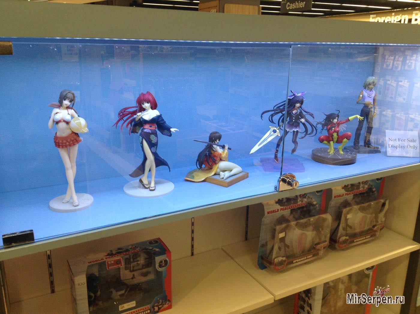 Японские куклы для взрослых