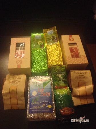 Чайная тема во Вьетнаме