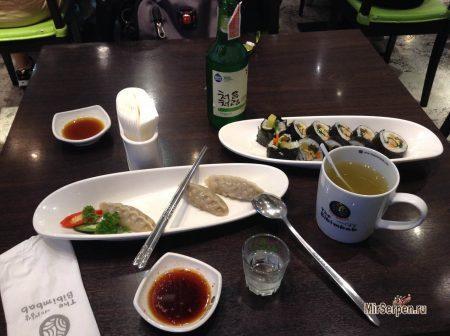 Безлимитные напитки в корейских кафе