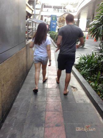 Как провести в отель тайскую подружку
