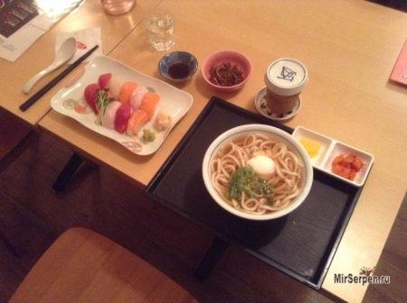 Так ли хороша японская кухня?