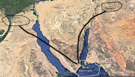 Где поселиться в Шарм-эш-Шейхе: чтобы близко до Иордании и пирамид