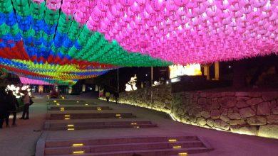 В поисках достопримечательностей Сеула