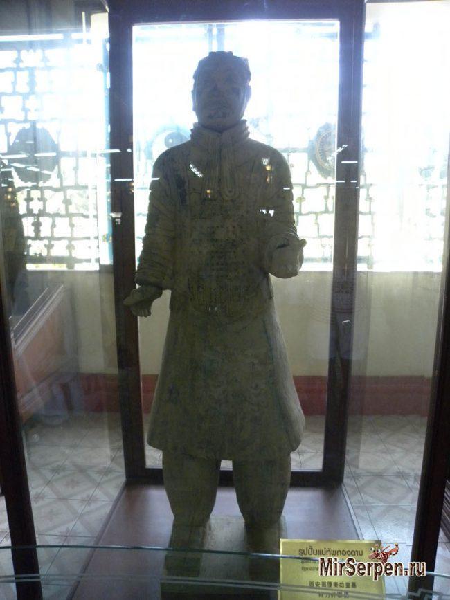 Терракотовая армия в Паттайе